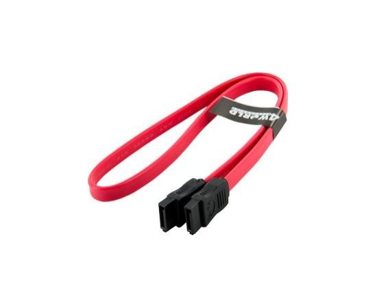 4World HDD Cable | SATA 3 | ATA-Serial ATA | 45cm | red