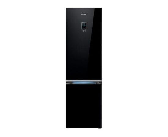 Samsung RB37K63632C/EF ledusskapis, melns, 200cm