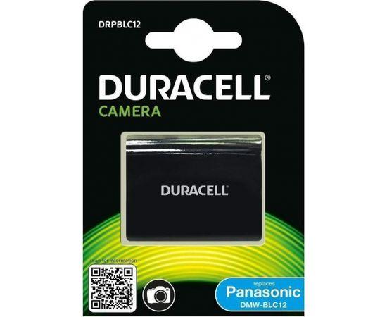Duracell battery Panasonic DMW-BLC12 950mAh