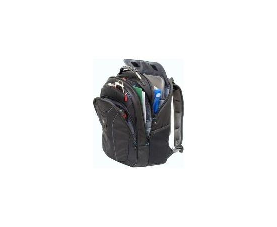 """Soma portatīvajam datoram Wenger Carbon 15""""/17"""" Backpack Black"""