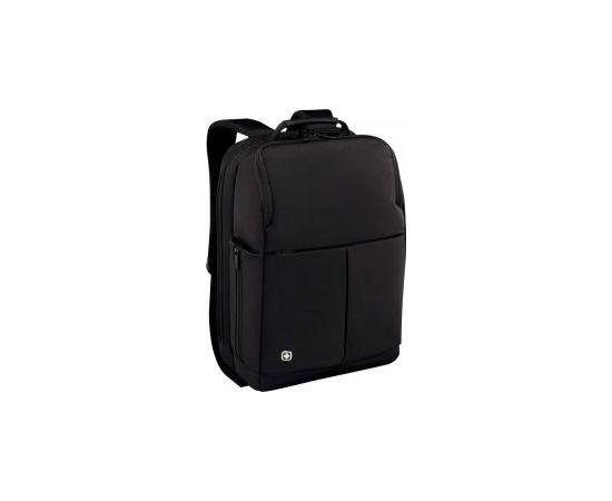 """Soma portatīvajam datoram Wenger Reload 14"""" Backpack Black"""