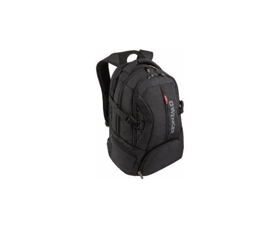 """Soma portatīvajam datoram Wenger Transit 16"""" Backpack Black"""