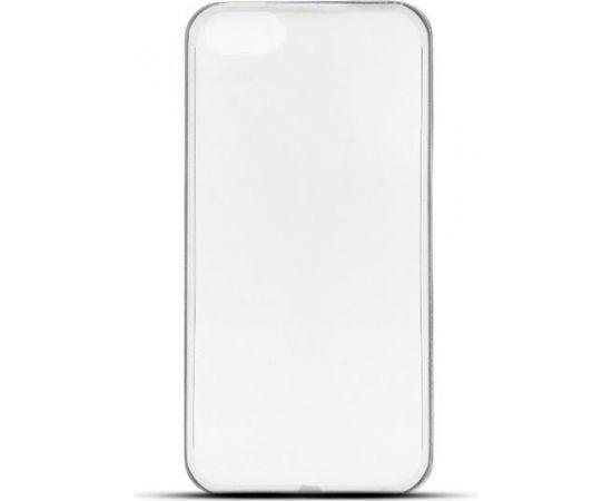 TakeMe Ultra Slim 0.3mm Back Case Huawei Mate 20 super plāns telefona apvalks Caurspīdīgs