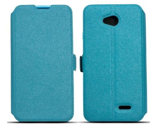 TakeMe Супер тонкий Чехол-книжка со стендом Xiaomi Pocophone F1 Синий