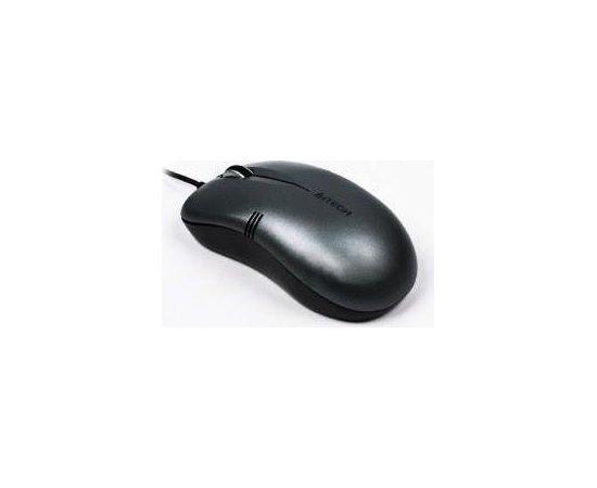 Mouse A4-Tech OP-560 NU Black USB