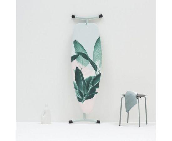 BRABANTIA gludināmais dēlis 35mm rāmis - D izmērs, 135x45cm, Tropical Leaves - 118562
