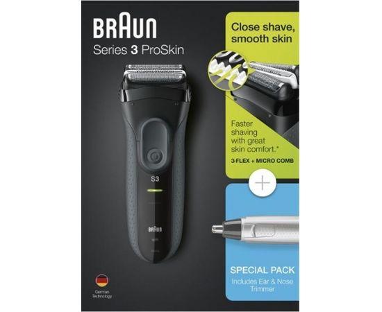 Braun 3000VS Black + EN10