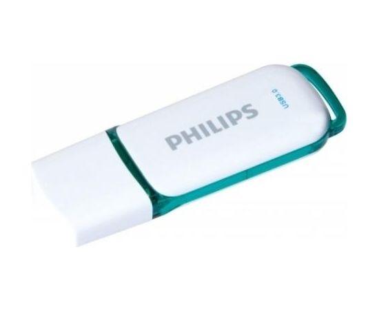 Philips USB 3.0 Flash Drive Snow Edition (zaļa) 256GB (Ir veikalā)