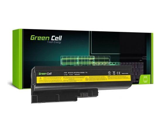 Battery Green Cell for Lenovo IBM Thinkpad T60p T61p R60e R61e