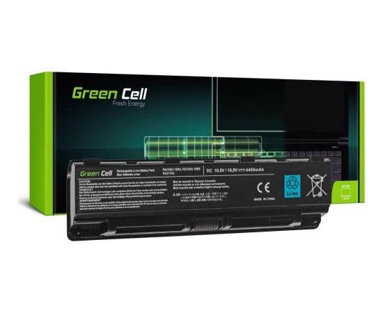 Battery Green Cell PA5109U-1BRS for Toshiba Satellite C50 C50D C55 C55D C70 C75 (IR VEIKALĀ)