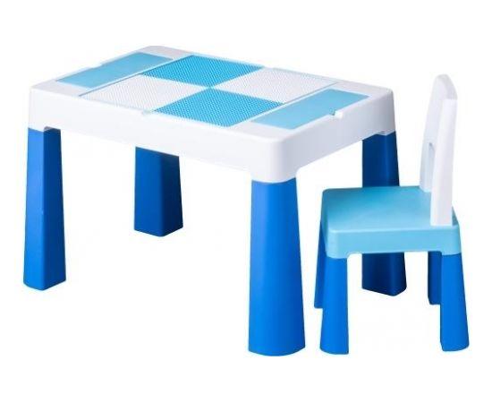 Galdiņš+krēsliņš MULTIFUN blue TegaBaby MF-001