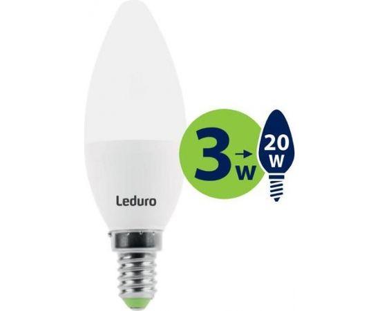Light Bulb LEDURO Power consumption 3 Watts Luminous flux 200 Lumen 2700 K 220-240V Beam angle 360 degrees 21130