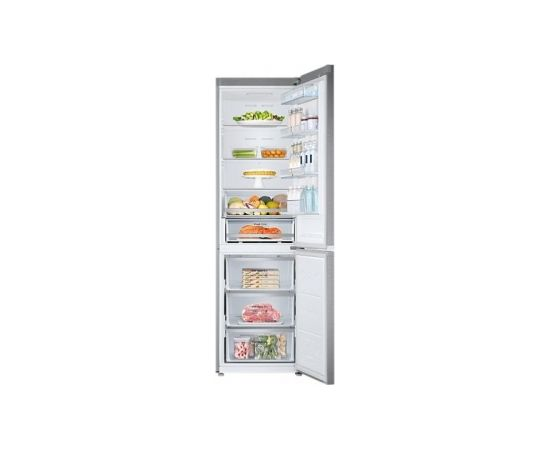 Samsung RB41R7837S9/EF ledusskapis, Brīvstāvošs, 201.6cm, Nerūsējoša tērauda