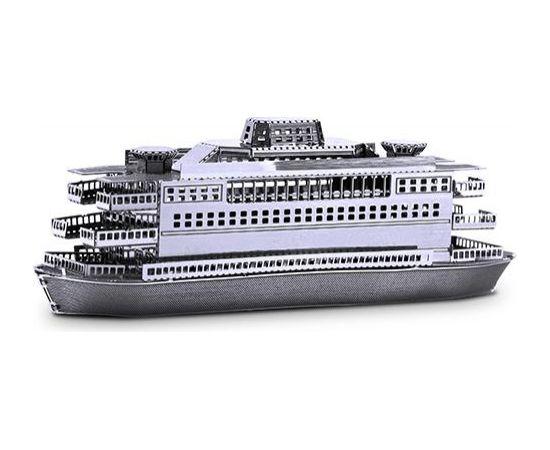 Juguetronica FERRY MODEL 3D metāla konstruktors Kuģis - MMS068