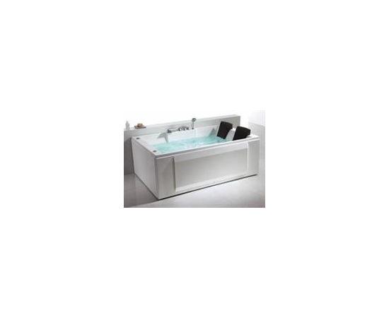 Vento Masāžas vanna ar maisītāju 1880x1250x700