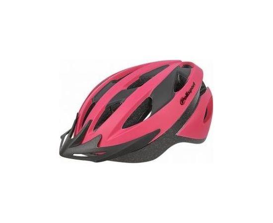 Polisport Sport Ride / Pelēka / Melna / 58-62 cm
