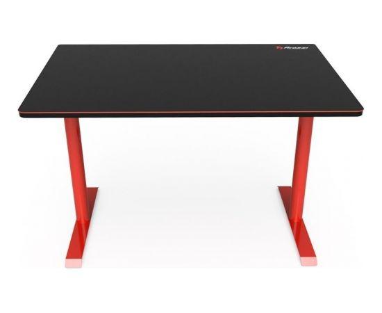 Arozzi Arena Leggero Gaming Desk Red (Ir veikalā)