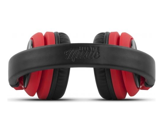 Energy Sistem Headphones DJ2 Headband/On-Ear, 3.5 mm, Microphone, Red,