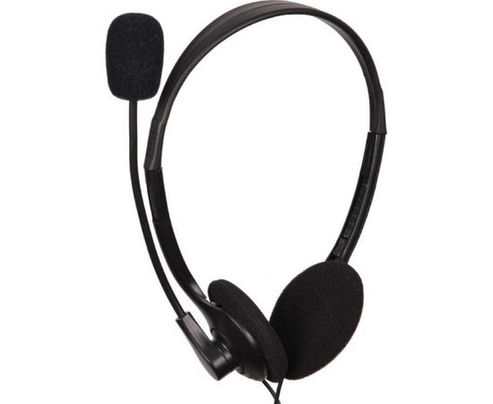 Gembird MHS-123 Stereo headset, Black