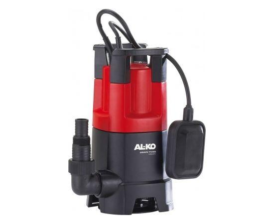 AL-KO Drain 7500 Classic Dirty Water Pump elektriskais iegremdējamais netīrā ūdens sūknis