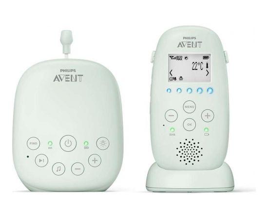 Philips Avent SCD721/26 DECT mazuļa uzraudzības ierīce