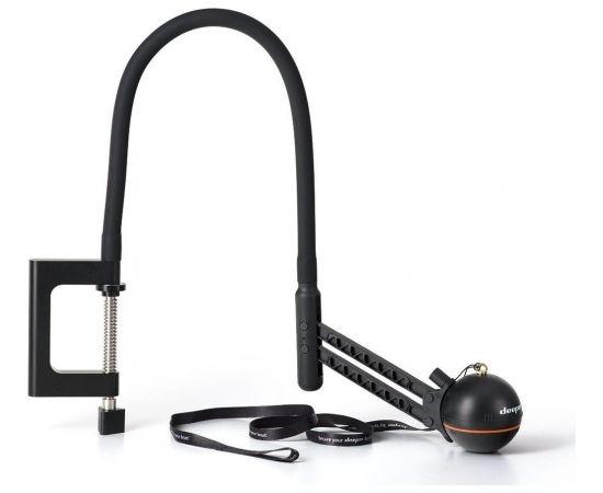 Deeper Deeper Flexible Arm Mount 2.0 Black, Sonar mount