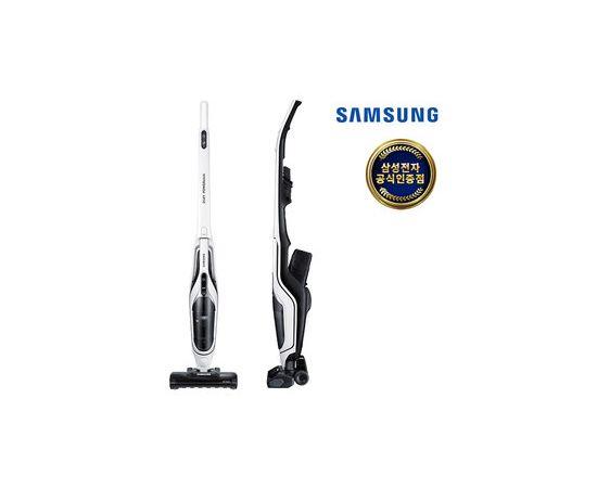 Samsung VS60K6050KW POWERstick 0.25L 170W Melns, Balts mazgabarīta putekļu sūcējs un elektriskā slota