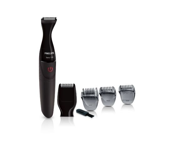 Philips MG1100/16 Multigroom beard styler DualCut precision trimmer