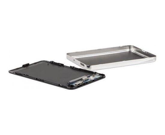 Natec OYSTER 2 External USB 3.0 enclosure for 2.5 SATA HDD/SSD slim aluminum