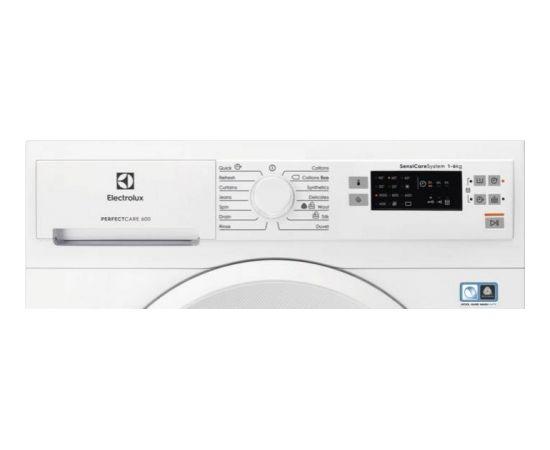 "Electrolux EW6S426W ""SensiCare"" 600 Veļas mašīna 6kg A+++ 1200 apgr. (Ir veikalā)"