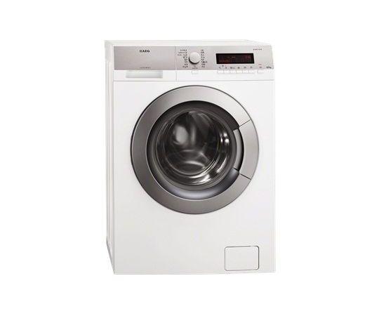 AEG L85470SL veļas mazg. mašīna, 48cm, 6.5kg, 1400rpm, LCD