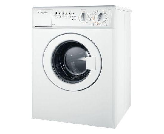 Electrolux EWC1350 Отдельностоящий Фронтальная загрузка 3кг 1300об/мин A Белый стиральная машина
