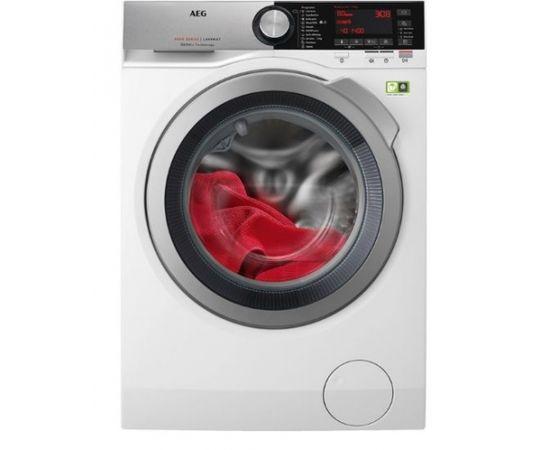 AEG L8FEC68S veļas mazgājamā mašīna 8kg 1600rpm LED