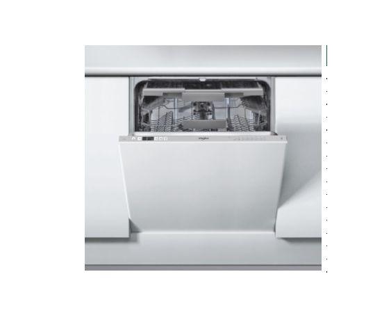 WHIRLPOOL WIC3C26F trauku mazg. mašīna, iebūv., 60cm, A++, 3grozs