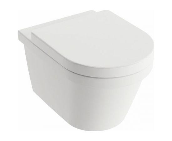 Ravak WC piekaramais tualetes  s Chrome RimOff