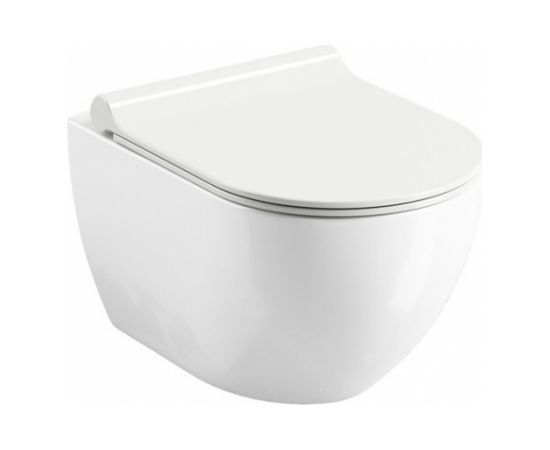Ravak WC piekaramais tualetes  s Uni Chrome RimOff