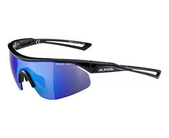 Alpina Sports Alpina Nylos Shield CM / Melna / Zila