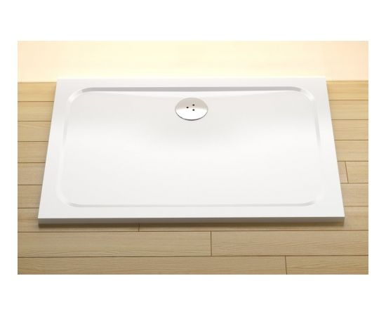 Ravak dušas paliktņa panelis Gigant Pro 100x80 SET L/R