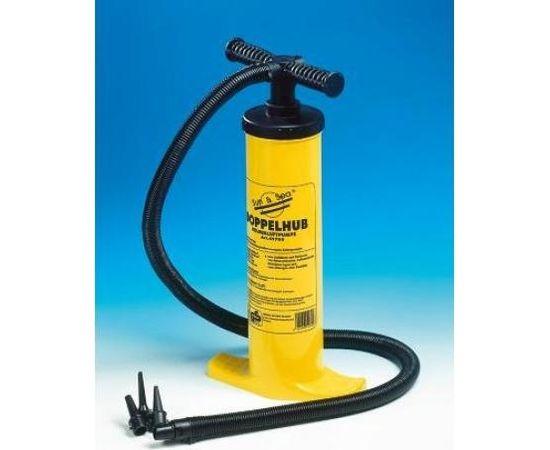 Simex Sport Double Action Pump dubultās darbības pumpis (49702)