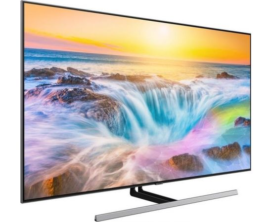 "Samsung 55"" Ultra HD 4K QLED televizors"