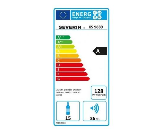 Severin KS 9889 46L vīna skapis