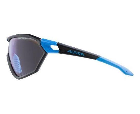Alpina Sports Alpina S-Way VL+ / Melna / Zila
