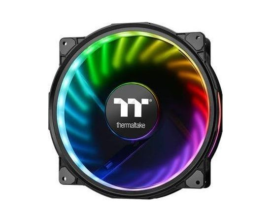 CASE FAN 200MM RGB/RIING PLUS/CL-F069-PL20SW-A THERMALTAKE
