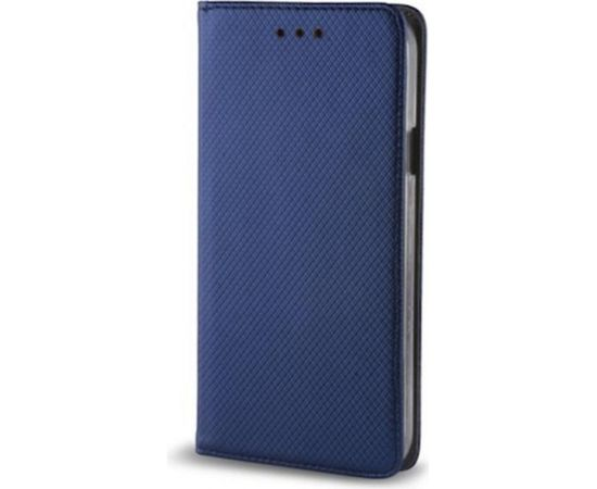 "ILike iPhone 11 2019 (5,8"") Smart Magnet case  Navy Blue"