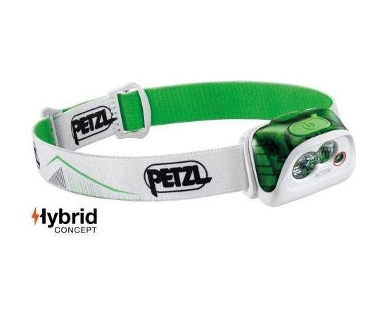 Petzl Actik® Hybrid / Zaļa