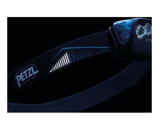 Petzl Actik® Hybrid / Melna