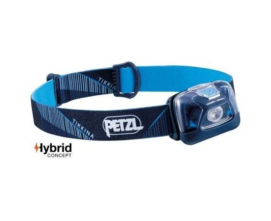 Petzl Tikkina® Hybrid / Balta / Zaļa