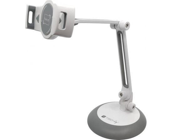 Techly Universal desk support stand for smartphone and tablet 4-10'' adjustable