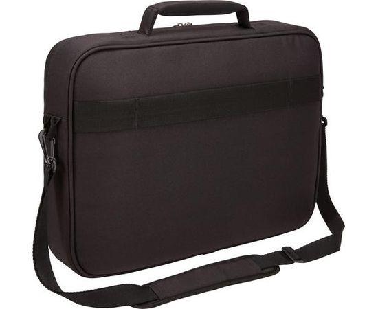 """Case Logic Advantage Fits up to size 15.6 """", Black, Shoulder strap, Messenger - Briefcase"""