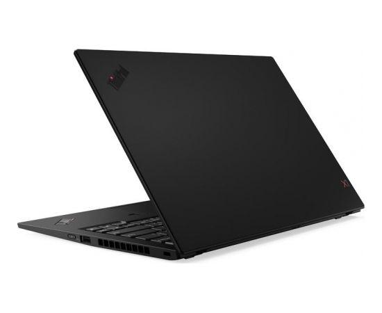 Lenovo ThinkPad X1 Carbon 14 FHD i7-8565U/16GB/512GB/Intel UHD/WIN10 Pro/Nordic Backlit kbd/Black/FP/LTE/3Y Warranty